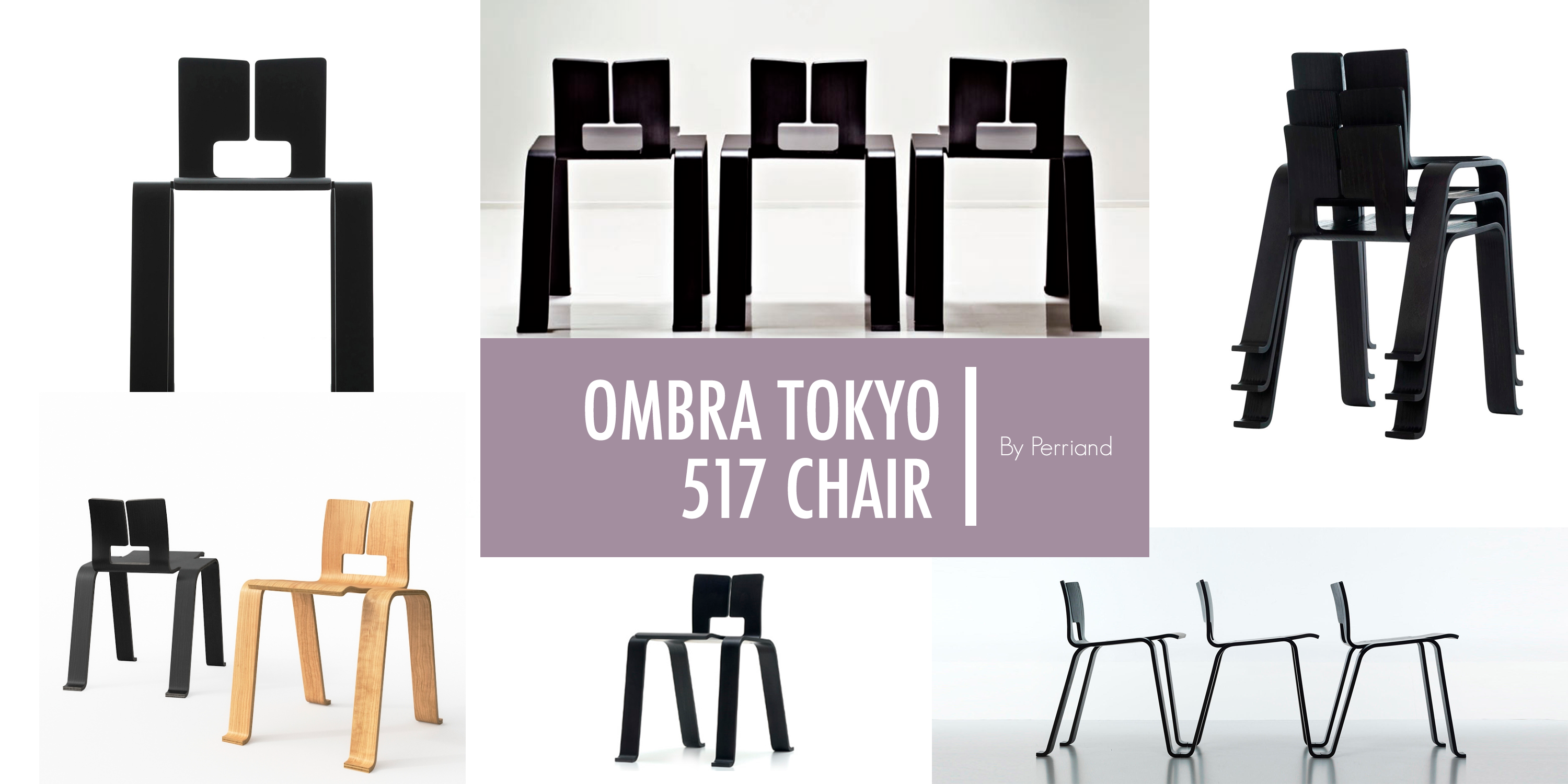 Ombra Tokyo 517 by Perriand
