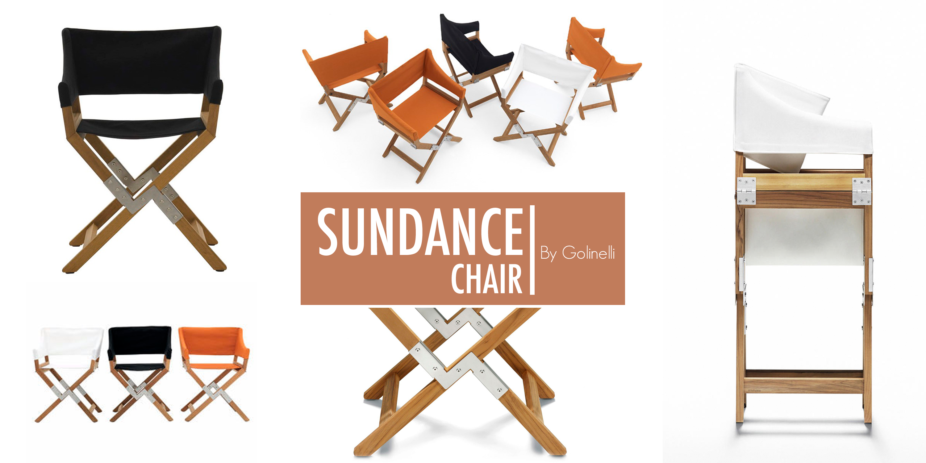 ``Sundance Chair`` by Golinelli
