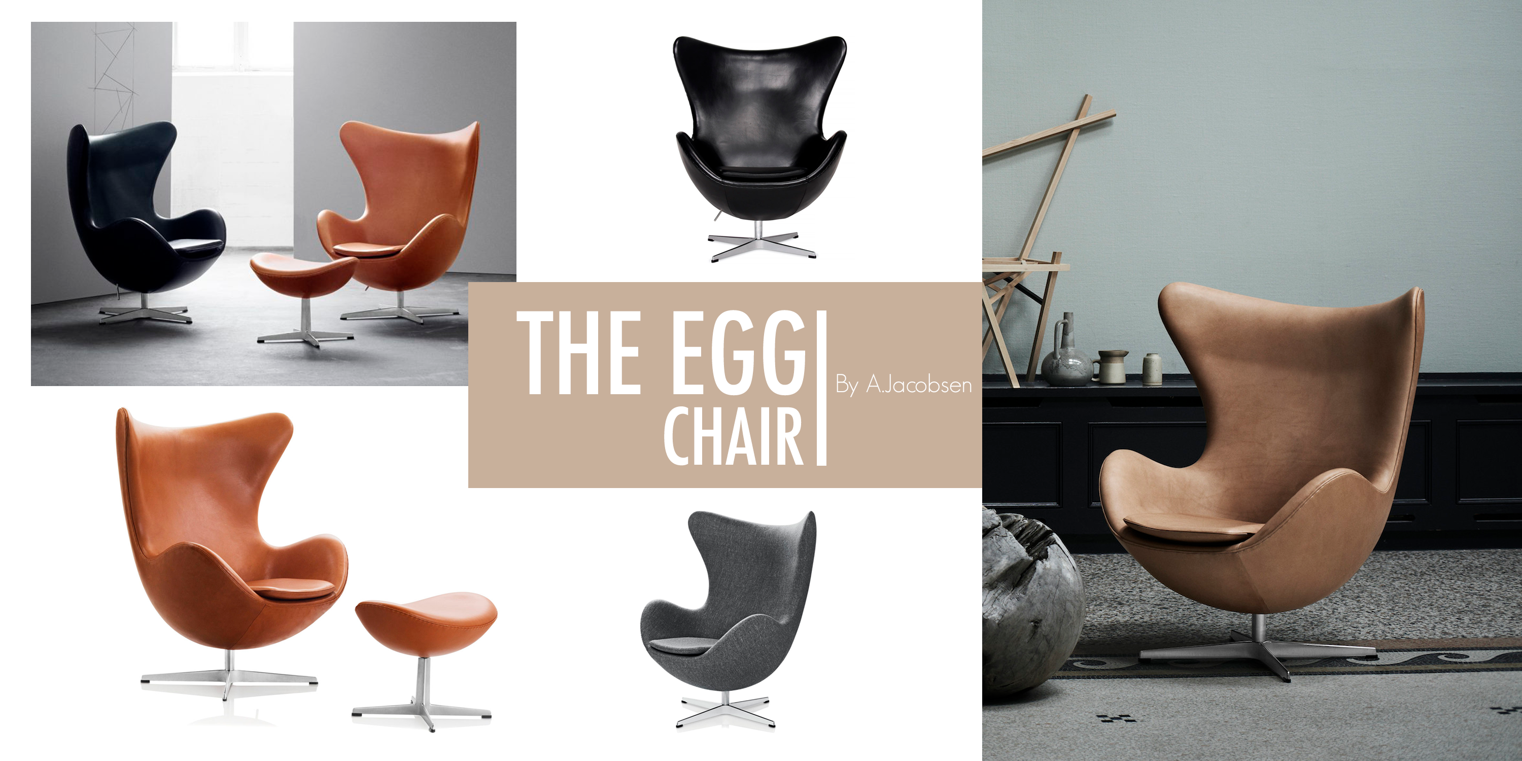 ``The Egg`` by Arne Jacobsen