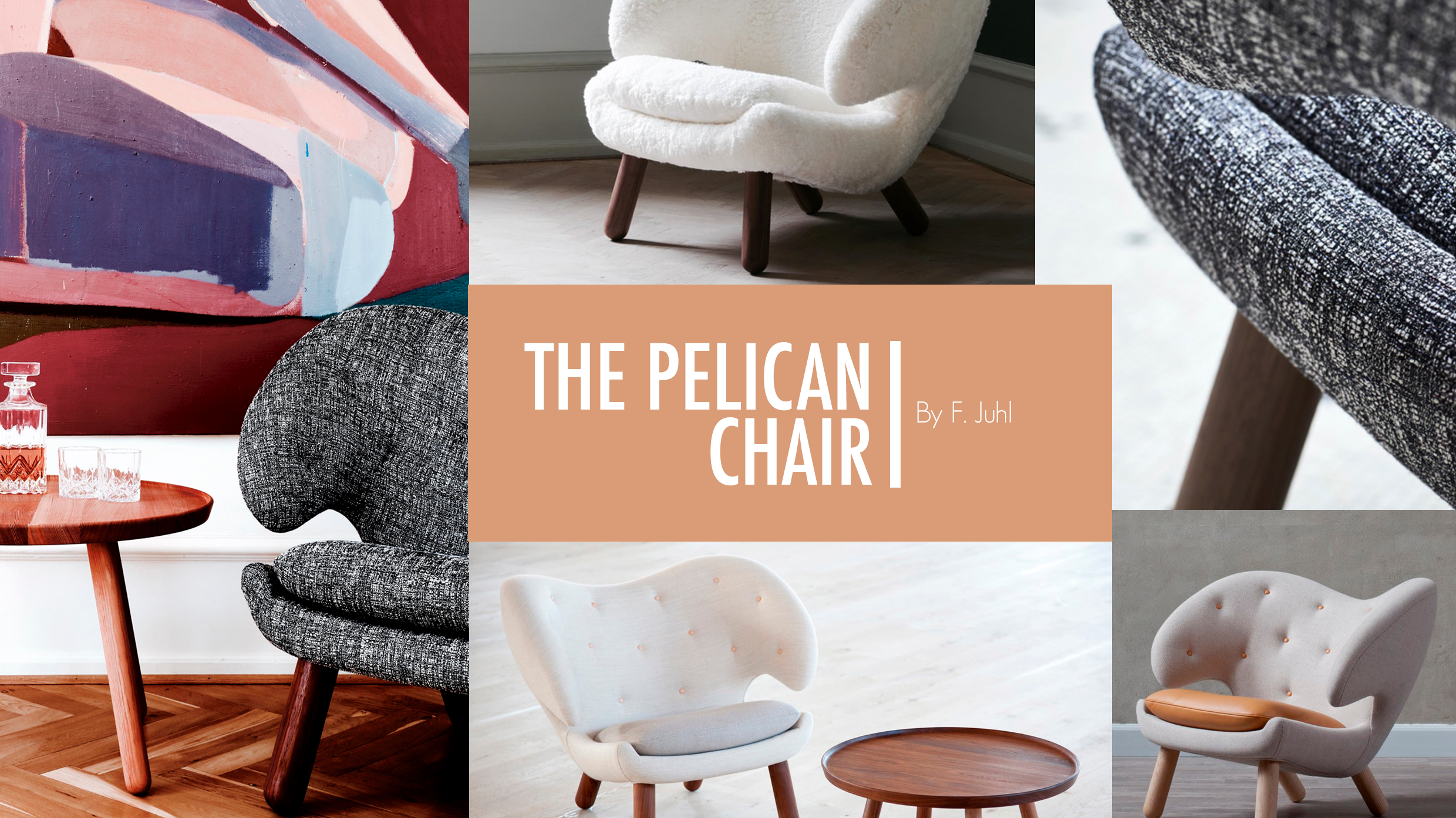 The Pelican Chair by Juhl