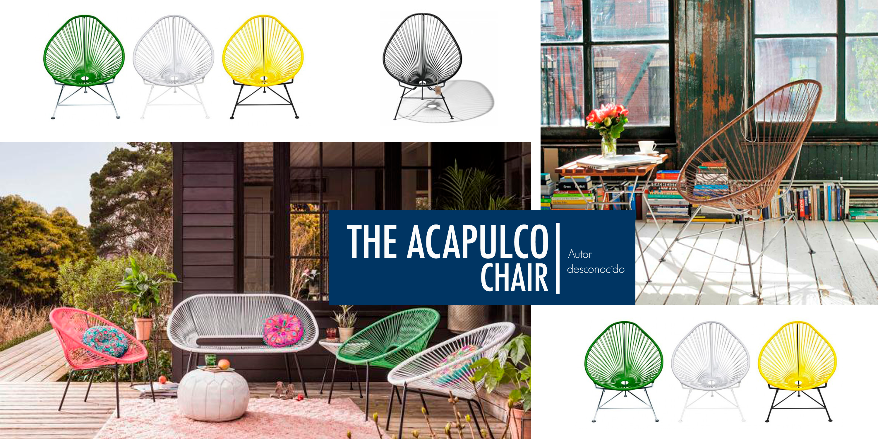 ``The Acapulco Chair``